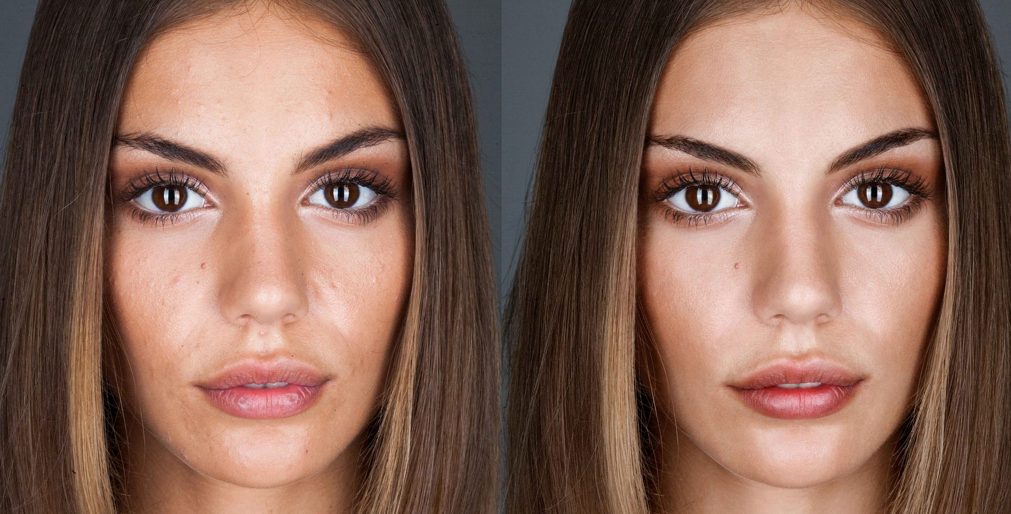 Face And Portrait Retouching